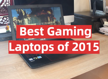 Best Gaming Laptops of 2015