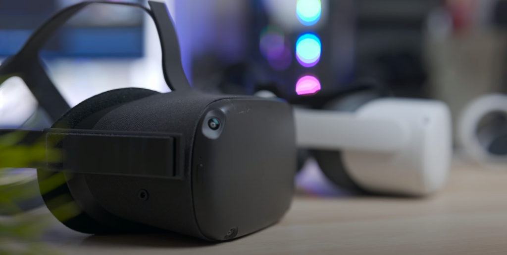 Headsets are good for immersive gaming experiences