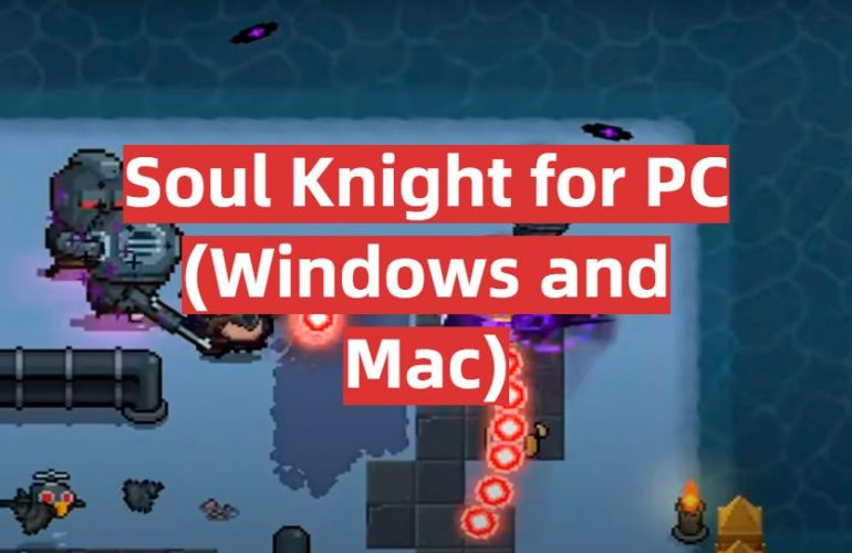 Download Soul Knight for PC (Windows and Mac)