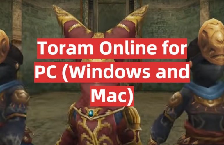 Download Toram Online for PC (Windows and Mac)